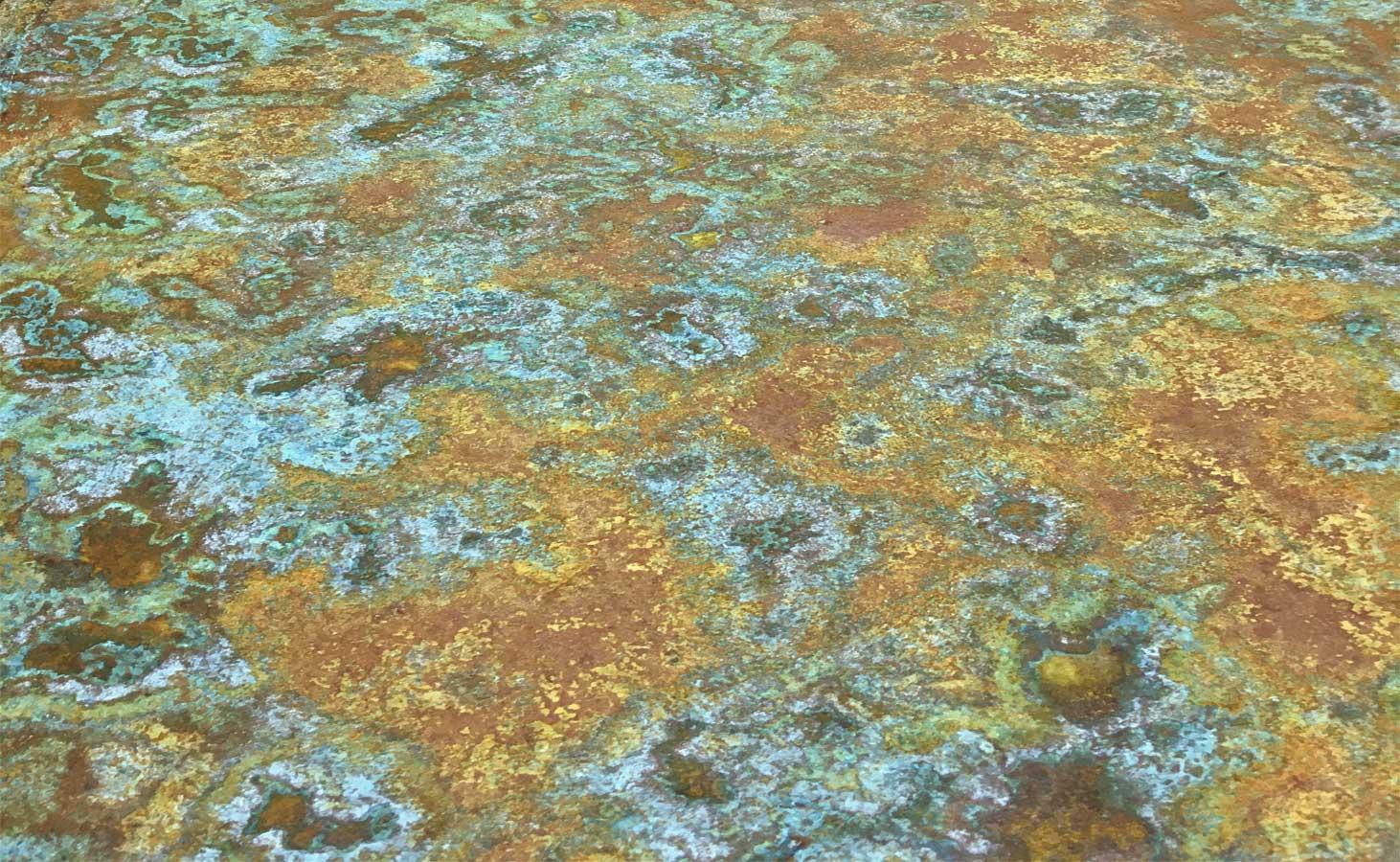Real Rust FX Copper+Iron