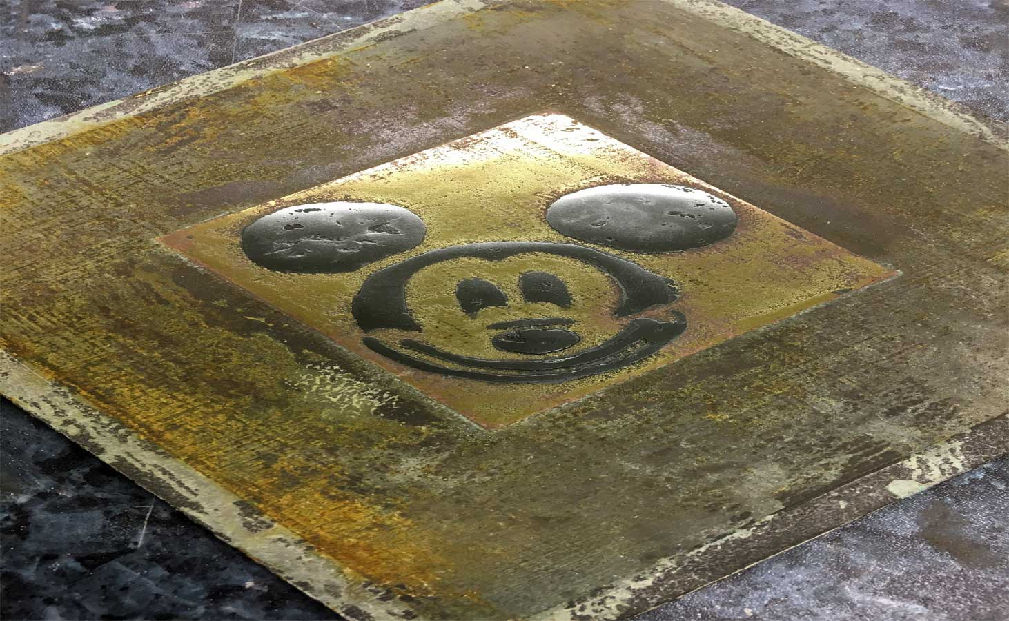 Real Metal FX Mickey