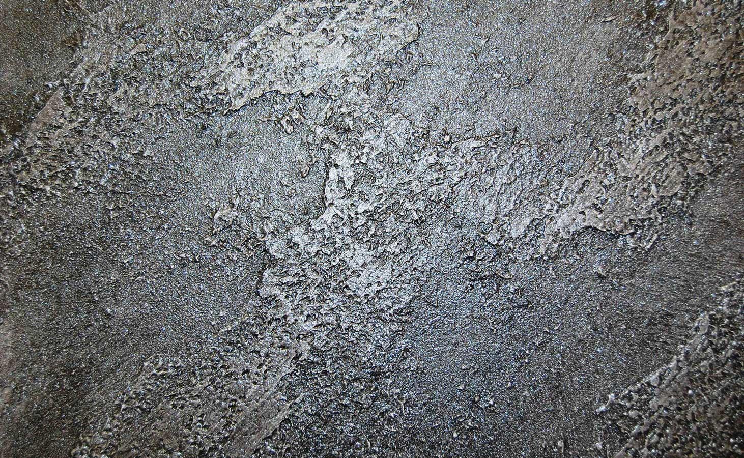 Encausto applied by Trowel